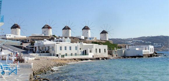 Isla Mykonos