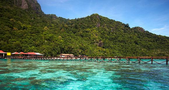 Isla de Sipadán