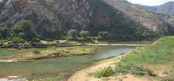 Parque Nacional Sariska
