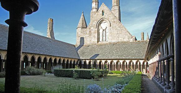 Interior Abadía