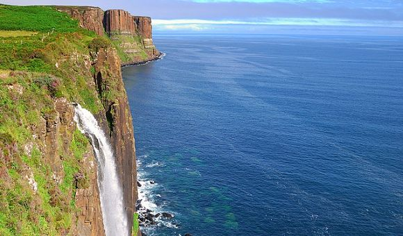 Cataratas Kilt Rock