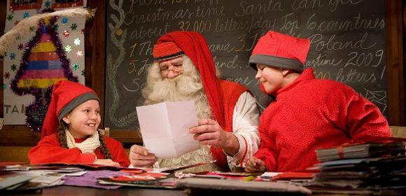 Despacho de Papá Noel
