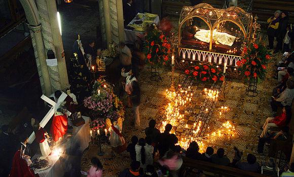 Romería Quetzaltenango