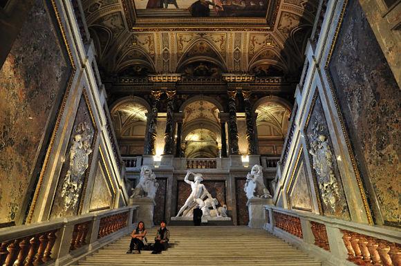 Museo de Historia del Arte en Viena