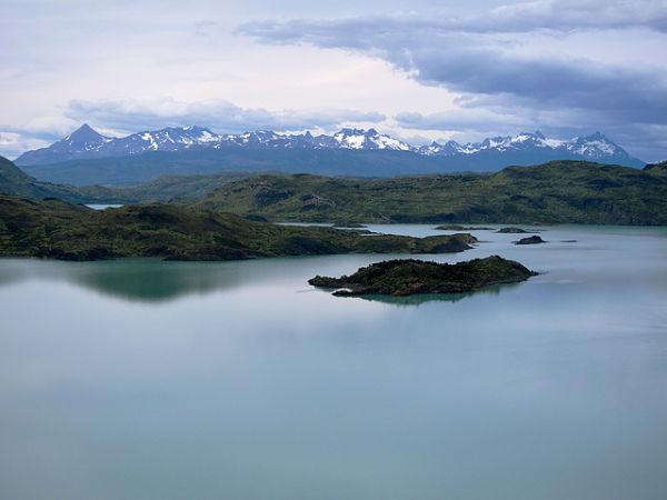 parque nacional torres paine lago