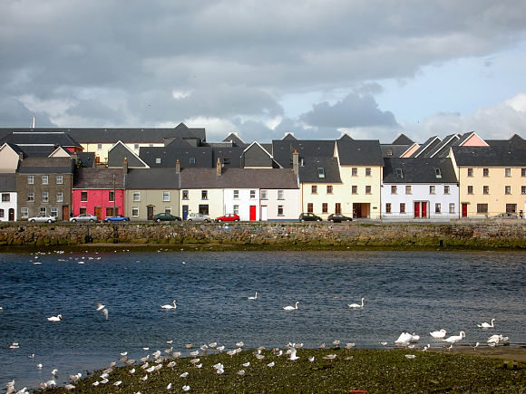 Galway, una bonita ciudad pesquera para visitar