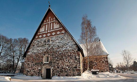 Iglesia Medieval Espoo