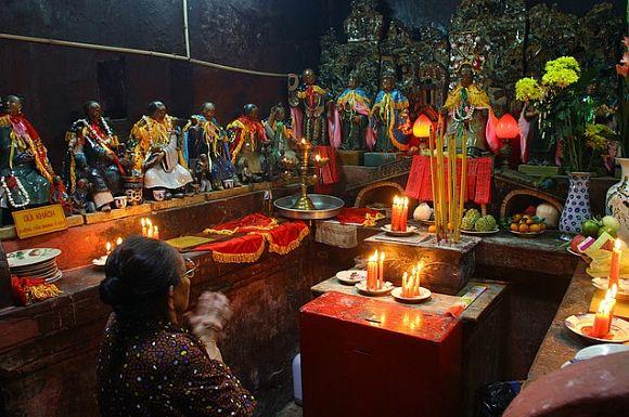 Imagen del interior de la Sala de las Mujeres