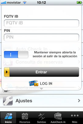 Compatible con iPhone, iPod Touch e iPad