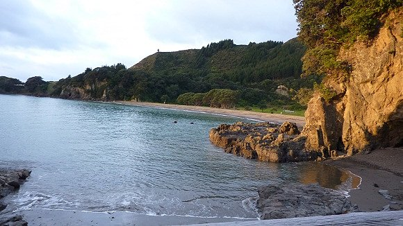 Imagen de las playas, libres de cualquier intruso en los alrededores