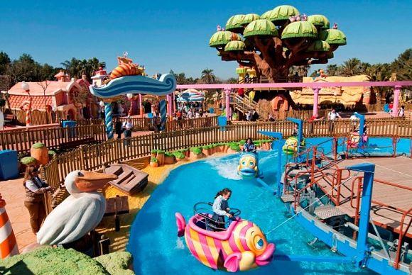 En SésamoAventura hay cabida para todo tipo de divertidas atracciones