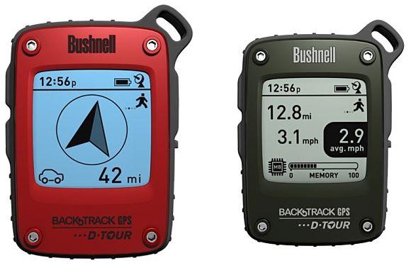 El Bushnell BackTrack D-Tour es un GPS muy fácil de usar