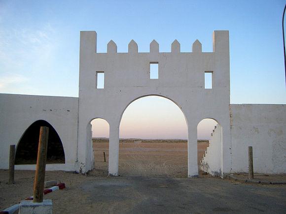 En Douz encontraremos la Puerta del Sáhara, que nos dará acceso al inmenso desierto