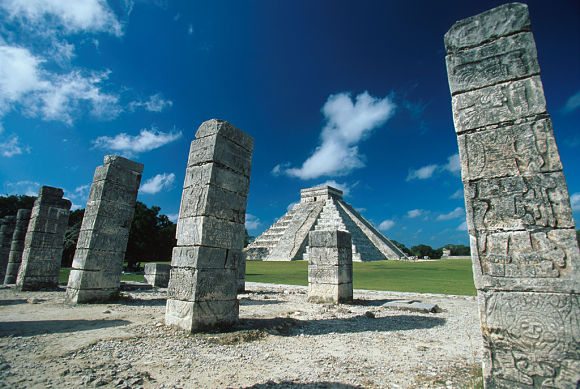 En 2007, la ciudad de Chichén Itzá fue elegida como una de las Nuevas siete Maravillas del mundo