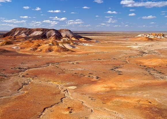 La fiebre del oro llegó al desierto y Coober Pedy se convirtió en subterránea