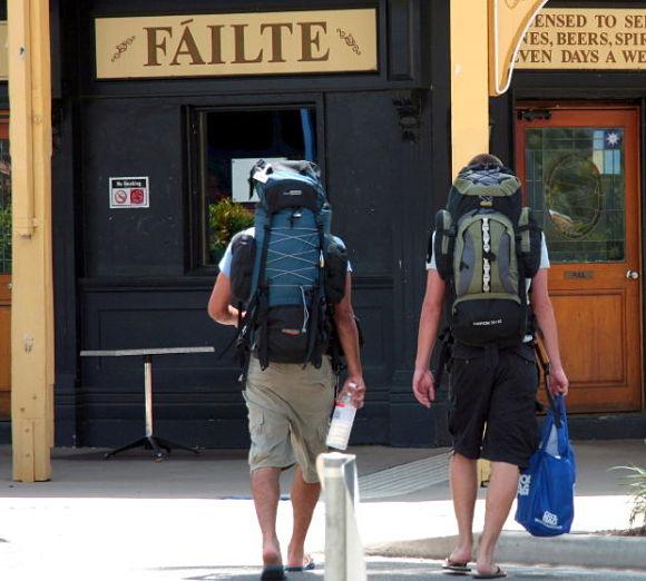El equipaje en un interRail debe ser lo más cómodo y liviano posible