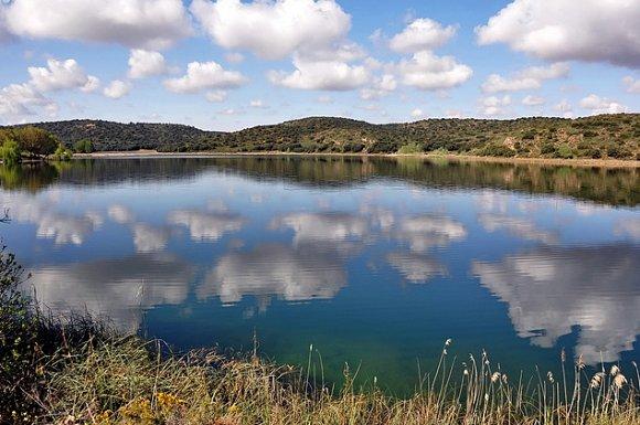 Lagunas del Parque Natural de Lagunas de Ruidera, Castilla la Mancha
