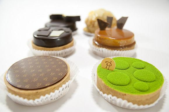 Cada uno de los dulces de Pierre Hermé tiene un sabor, textura y aroma que lo hace único y especial