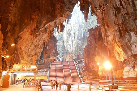 cueva Templo batu