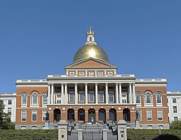 El recorrido nos llevará hasta la State House de Massachusetts, el nuevo Palacio del Gobierno