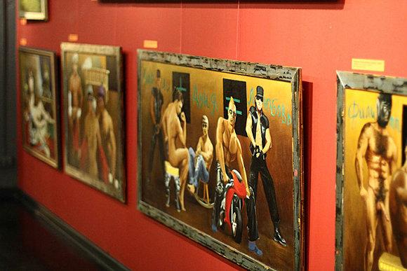 En el museo erótico Tochka G, a lo largo de sus más de 800 metros cuadrados de exposición, encontraremos más de 3.000 objeto y figuras sexuales, un café y hasta un sex shop