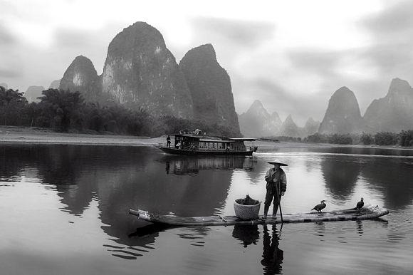 Yangshuo es un lugar lleno de paisajes fascinantes donde disfrutar de la naturaleza y de la cultura china