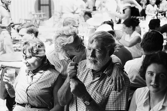 El Premio Novel de Literatura Ernest Hemingway en las Fiestas de San Fermín