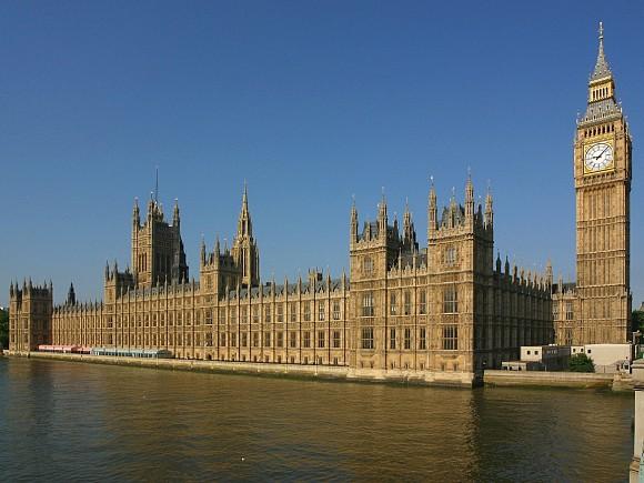 El Palacio de Westminster abre sus puertas para visitar el Parlamento