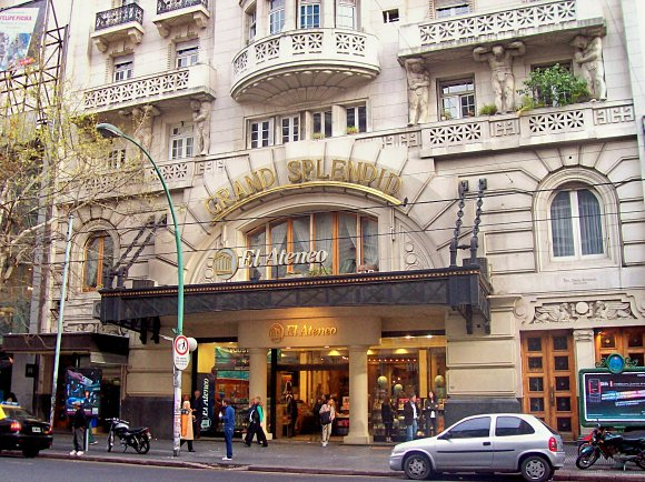 Ateneo Grand Splendid de Buenos Aires