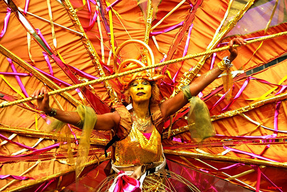 Carnaval Notting Hill Londres