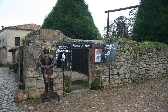 Museo de la Inquisición y la Tortura de Santillana del Mar