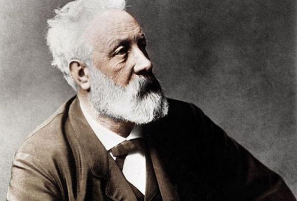 Julio Verne es uno de los grandes escritores de la historia