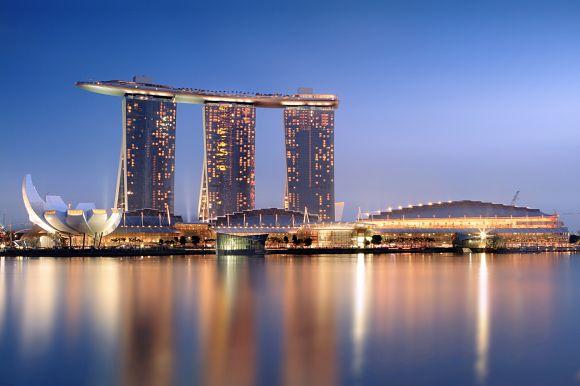 Sky Park Singapur