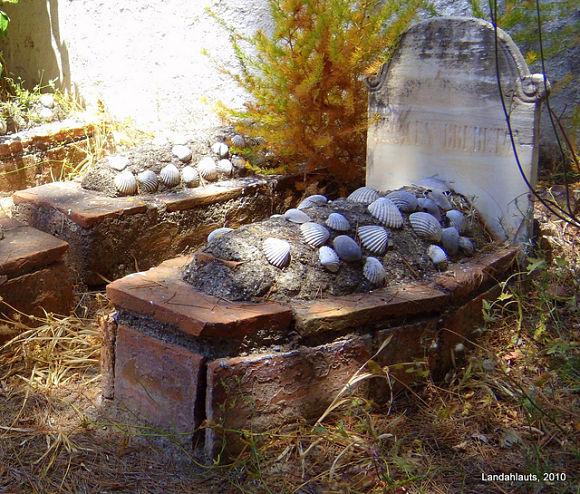 Cementerio Inglés Málaga tumbas