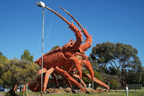 Big Thing Australia animales