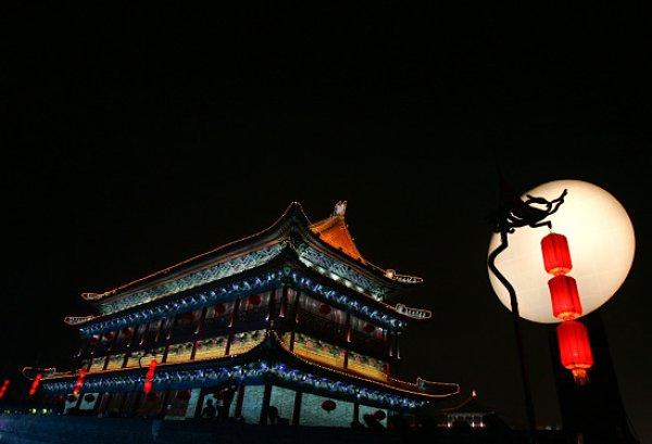 Festival Medio Otoño China