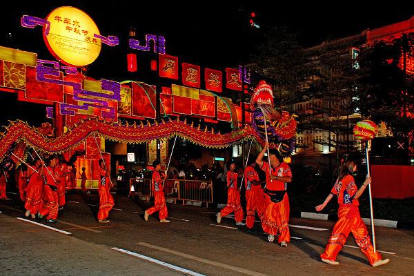 Festival del Medio Otoño China