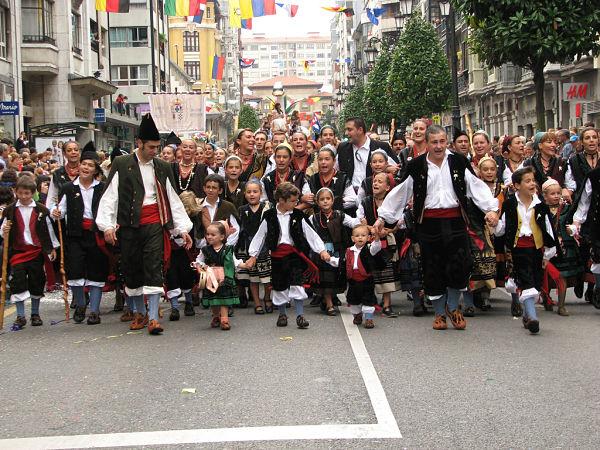 Fiestas San Mateo Bailes