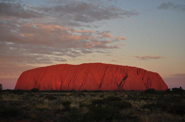 Roca Uluru