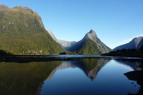 Maravillas naturales Milford Sound
