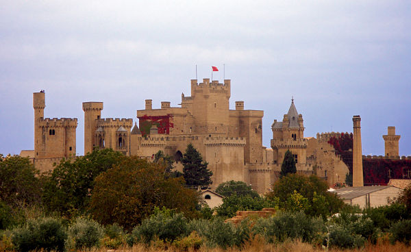 Palacio-Castillo Real Olite