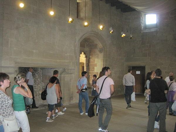 Castillo Olite Cámara Rey