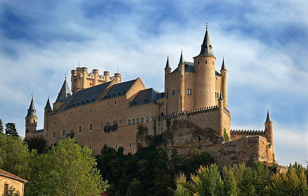 Alczar de Segovia