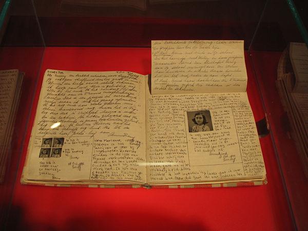 casa Ana Frank diario
