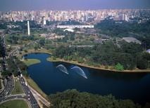 El Parque Ibirapuera