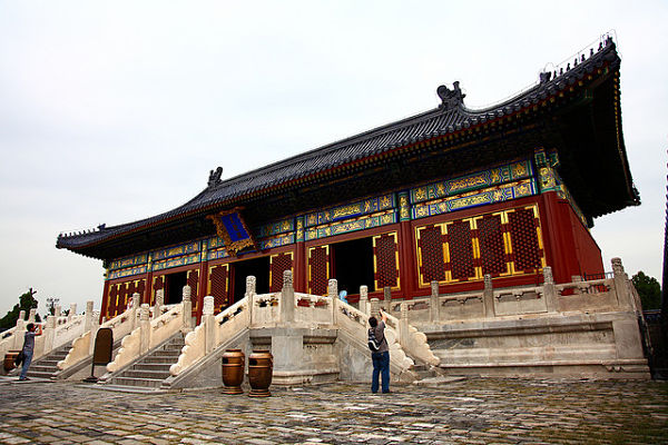 Templo del Cielo Pekín