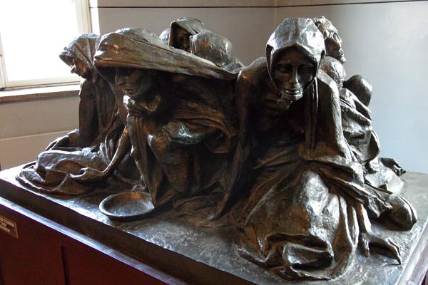 Museo Holocausto en Auschwitz
