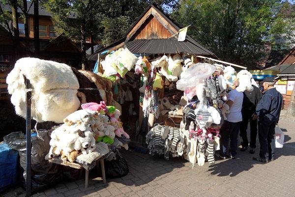 comercios productos artesanales Zakopane