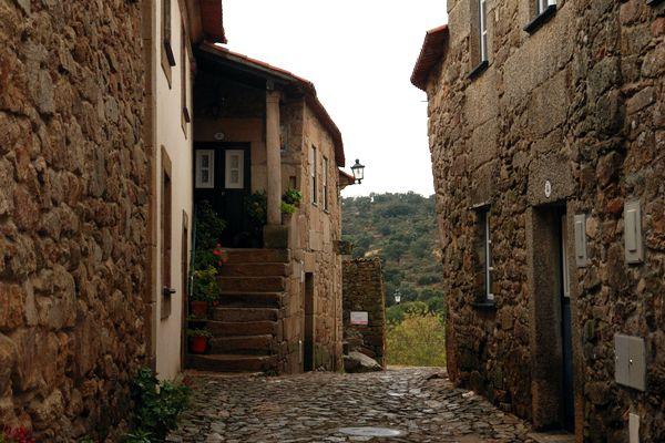 Castelo Mendo calles