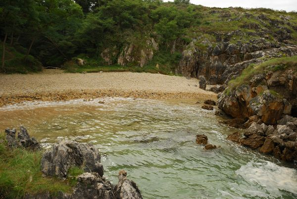 Cobijeru Las Acacias Buelna Asturias Playa